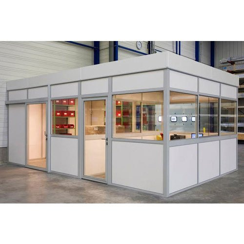Aluminum Glass Office Partition Installation Service in