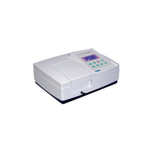 Portable Single Beam UV Visible Spectrophotometer