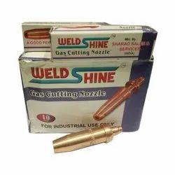 Weldshine Gas Cutting Nozzle
