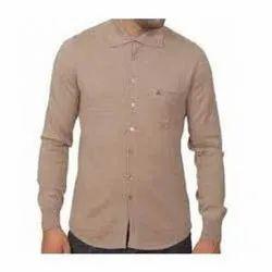 Multicolor Linen Men''s Shirt