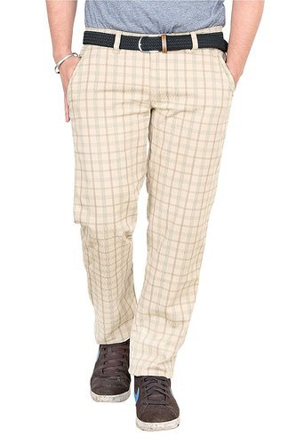 c3a01945353972 New Men's In Class Cotton Chinos Pants With Check at Rs 450 /piece ...