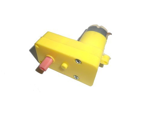 BO Motor L-Shape, Speed: <2000 RPM, Voltage: <100 V