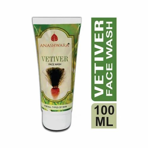 Bio Resurge Anashwara Vetiver Face Wash, Packaging Type: Tube