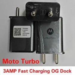 Box 3A Moto Turbo Fast Charging Adapter