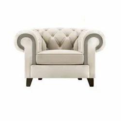 White Designer Sofa Chair