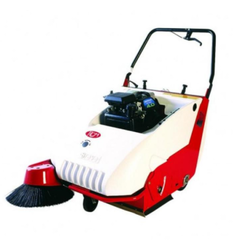 Road Vacuum Sweeper