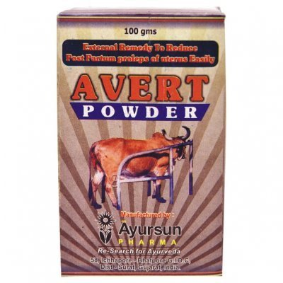 Ayurvedic Veterinary Products for Proleps - Avert Powder