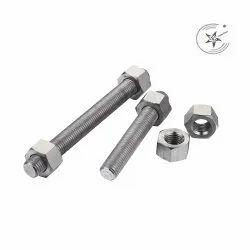 Inconel 718 Nut Bolt Stud