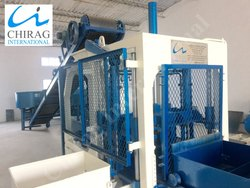 Chirag High Quality Automatic Fly Ash Brick Making Machine