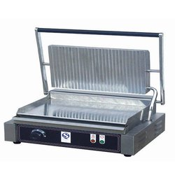 Stainless Steel Sandwich Griller, For Commercial, Model Name/Number: Aahar13