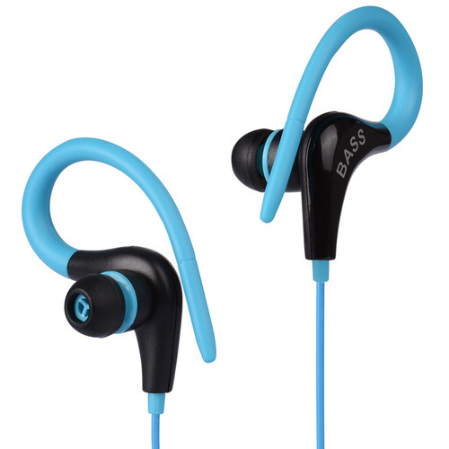 8b958a678fa 3.5mm Hang Ear Type Stereo Wired Headset at Rs 90 /piece | Earphones ...