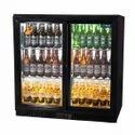 2 Door Back Bar Cooler