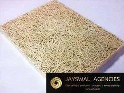 Wood Wool Acoustic Board 15 mm
