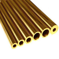 Copper Round Pipe
