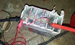 Sulfuric Acid AR for Batteries