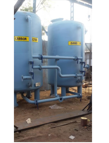 Automatic Mild Steel Sand Filters, 0-500 And 500-1000