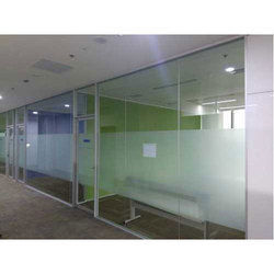 Transparent Plain Toughened Glass, Shape: Rectangle