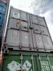 Dry used shipping container 40'HC