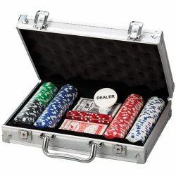 Poker Chip Set 300 Pcs