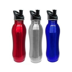 Steel Sipper Water Bottle