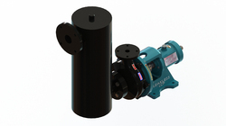Hastelloy B Self Priming Pumps