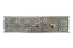 SS Metal Keyboard 107 Keys (Tastatur)