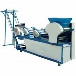 Fully Automatic Chowmein Making Machine