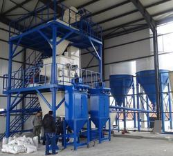 Fully Automatic Dry Mix Mortar Plant