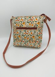 Cloth Sling Bags for Casual Wear, Capacity: 2kg