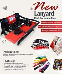 Landyard Heat Press Machine