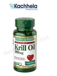 Krill Oil 500 Mg Capsule