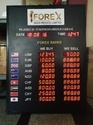 Currency Rate Display Boards