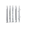 3.2ft Stainless Steel Balusters