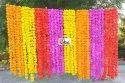 Artificial Marigold Flower Garland
