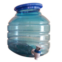 Baba Aqua Solution Plastic Mineral Water Dispenser Jar