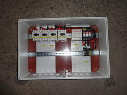 4 IN 4 Out DCDB with Isolator switch