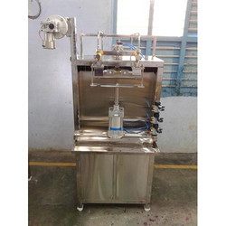 Pneumatic Model Soft Drink Machine