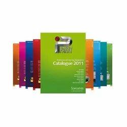 5 Onwards Paper Multi Color Catalog Printing Service
