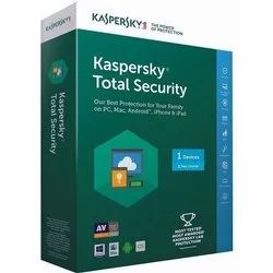 Internet Security Kaspersky Antivirus Software, For Laptop , window