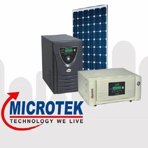 Microtek Solar Panels at Rs 23/watt | Microtek Solar Panels | ID:  20925022688