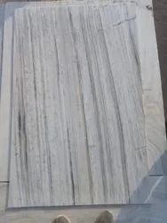 Beautiful White Texture Marble Slab