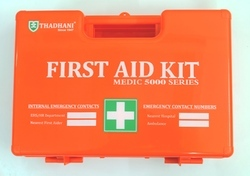 First Aid Box 5000 Series