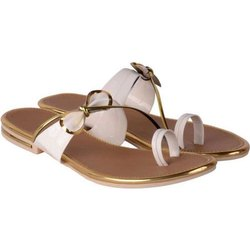 Avani Collection Casual Wear Ladies Flats Sandal, Size: 3-8