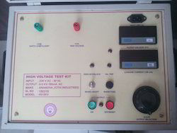 High Voltage Breakdown Tester - 5kV