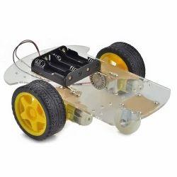 2 Wheel Robot DIY Chassis Kit