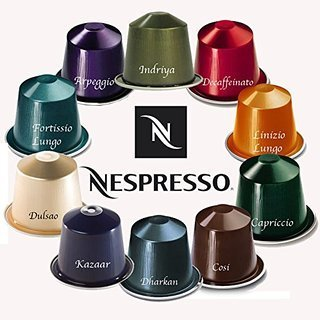 nespresso capsules. Black Bedroom Furniture Sets. Home Design Ideas
