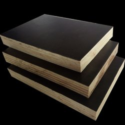 Black Blackboard Film Faced Plywood, Size: 9' X 6', For In Making Blackboards
