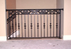 SS Wrought Railing