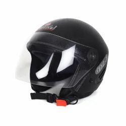 Black Aeroplus D2-1 Motorcycle Helmet