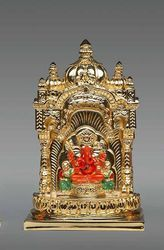 Gold Plated Siddhivinayak Temple